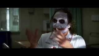 "Джокер (фрагмент из фильма ""Темный рыцарь / The Dark Knight"")"