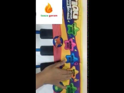 Taaza Garam waterproof Educational Musical Baby Play mat