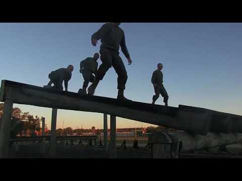 2017 US Marine Corps Recruit Training   MCRD Parris Island Boot Camp