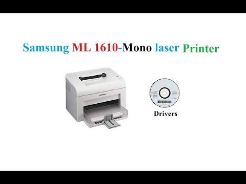 Samsung ML 1610 | Driver