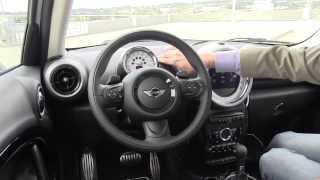 2012-2014 MINI Countryman S Review and Road Test