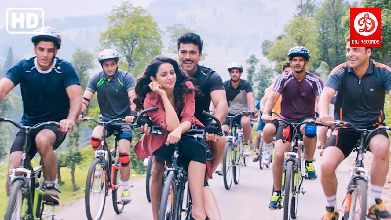 Download Ram Charan and Rakul Preet Singh Romantic Scene   South Indian Movies Dubbed in Hindi Full Movie