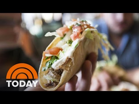 SORTEDfood Taste-Test Los Angeles Tacos #LostAndHungry | TODAY