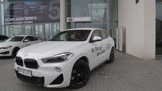 BMW X2 - MAXXX Jazda #8 TEST / Recenzja