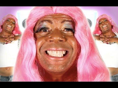 Nicki Minaj - Super Bass Parody - SUPER FAKE