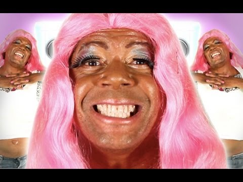 Nicki Minaj  Super Bass Parody  SUPER FAKE