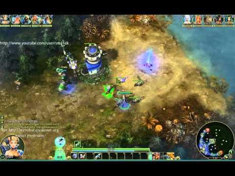 видео: prime world - Обзор героя Лучница