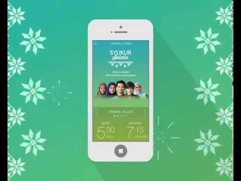 Muat Turun Aplikasi #SyukurSelalu SECARA PERCUMA