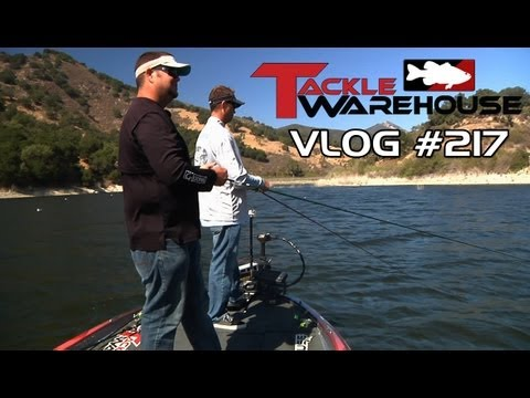 New GLX Worm And Jig Rods - Tackle Warehouse VLOG #217