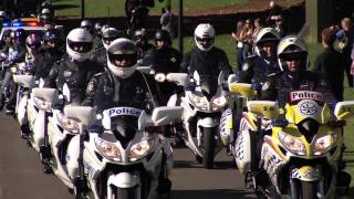 Wall to Wall: Ride for Remembrance 2015