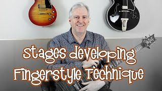 Developing Your Fingerstyle Guitar Technique over the long term