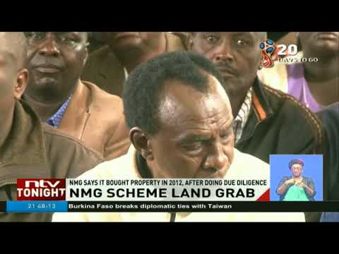 Court restrains Ngelani society from building on property contested land