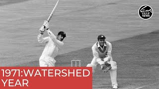 Look back in wonder: It's 50 years of Indian cricket's watershed year of 1971