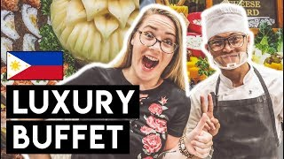 MOST LUXURIOUS BUFFET IN THE PHILIPPINES?! - Vikings Buffet, Cebu