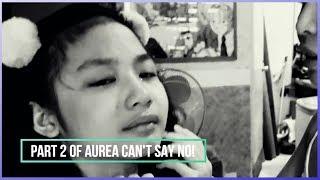 ISANG DOSENANG UTOS PA   Aurea Can't say no sa BAHAY part 2   Aurea & Alexa