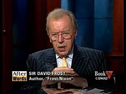 Sir David Frost on Richard Nixon
