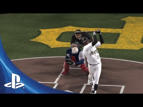 MLB 13 The Show | Road To The Show: Andrew McCutchen