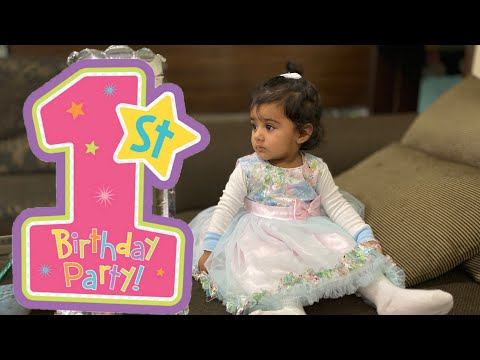 This is how we celebrated Our Baby's First Birthday during Lockdown | That Couple Though | Vlog