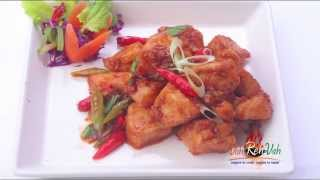 Lime Chilli Chicken - In Hindi