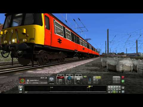 Train Simulator 2015: Class 303 EMU |