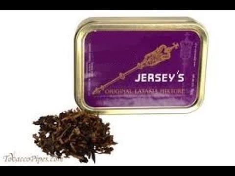 Jak namíchat tabák McClelland Frog Morton