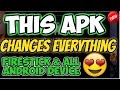 the only apk you need install apks firestick android droidadmin kodi store