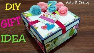 How to Make Explosion Box  / Explosion Box Tutorials / Birthday or Anniversary Box