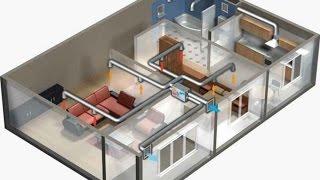 видео Проектирование вентиляции в квартире, проектирование системы отопления и вентиляции