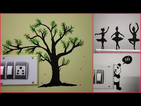 Creative Switchboard Diy Ideas Wall Painting Ideas Acrylic Wall Painting Wall Decor Diy Ideas