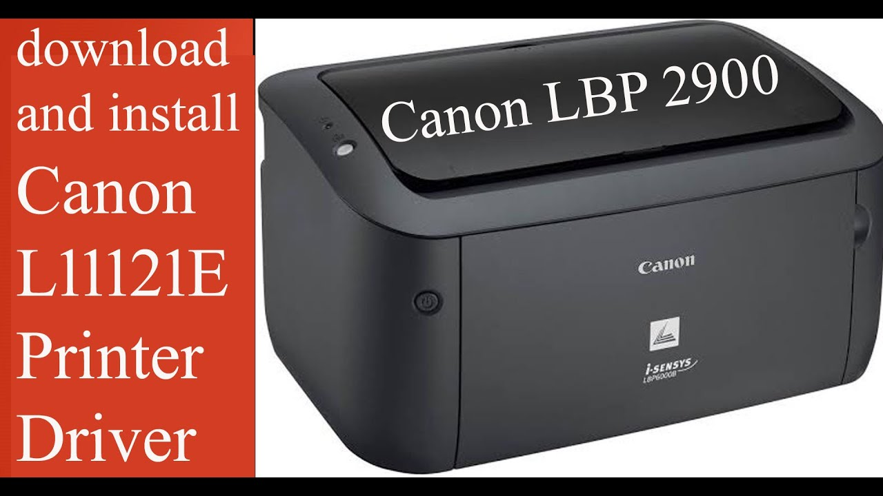 CANON L111 21E WINDOWS 10 DOWNLOAD DRIVER