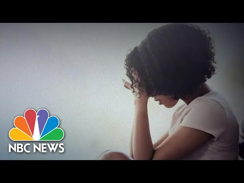 In-Depth Look At The Lack Of Diversity In Mental Health Professionals | NBC Nightly News