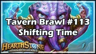 [Hearthstone] Tavern Brawl #113: Shifting Time