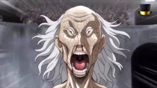 New Baki (2020)「AMV」- Hanma Yujiro vs Kaku Kaioh