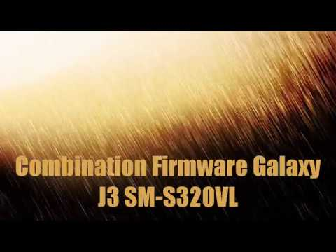 Combination Firmware Galaxy J3 SM-S320VL