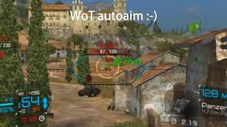 World of Tanks approved cheats for their contributors, aimbot allowed (CC Konvalina11) thumbnail