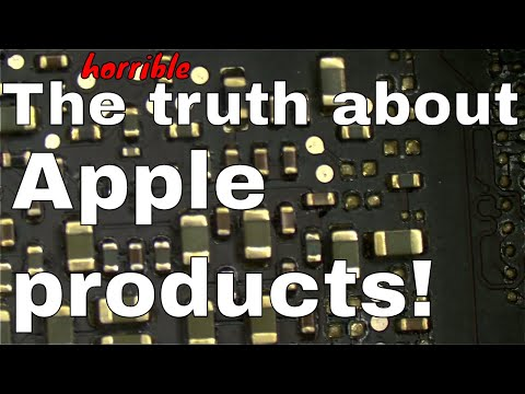The horrible truth about Apple's repeated engineering failures.