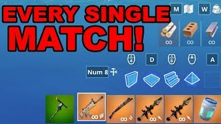 Comment obtenir un FULL LEGENDARY INVENTORY CHAQUE JEU EN FORTNITE!!