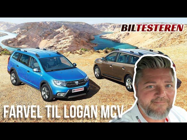 ØV! Farvel til Dacia Logan MCV (hyggesnak)