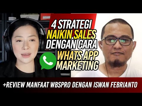 Strategi Meningkatkan Sales Melalui Whatsapp Marketing