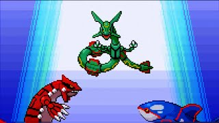 Let´s Play Pokémon Esmeralda #35 Deus Ex Machina