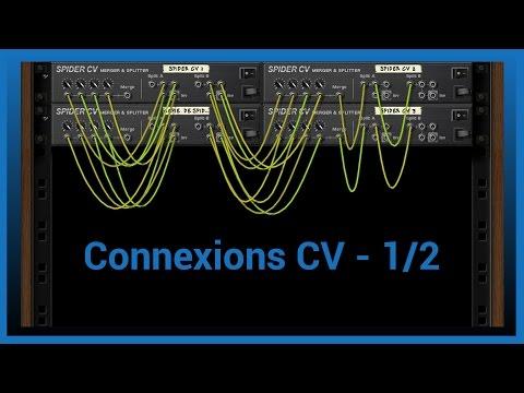 Connexions CV - 1/2