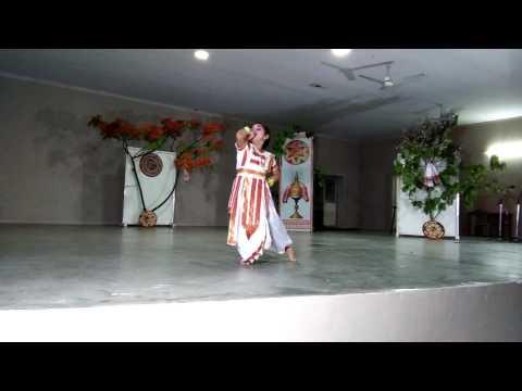 MOHABAHU BRAHMAPUTRA | LIVE DANCE PERFORMANCE BY BHARGAVI KASHYAP