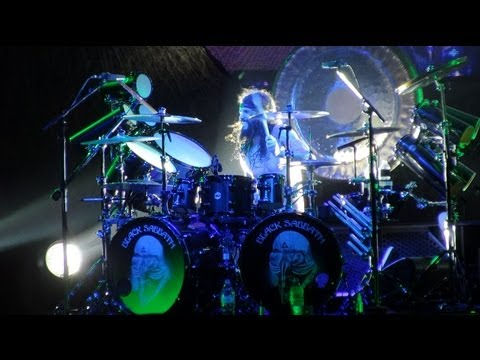 Black Sabbath - Rat Salad / Tommy Clufetos Drum Solo (Live at Wells Fargo Center)