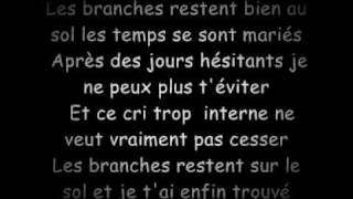 coeur de pirate printemps paroles