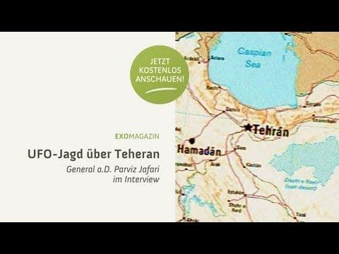 UFO-Jagd über Teheran - Iranischer Kampfjetpilot im Interview | ExoMagazin