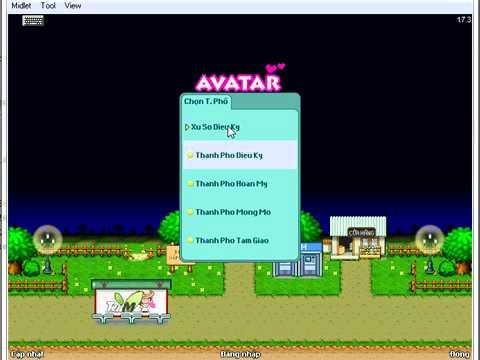 Game avatar - Hướng dẫn cài đặt chơi  trên PC