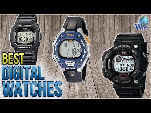 10 Best Digital Watches 2018
