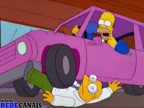 Os Simpsons – Homer, o Moe – clip7