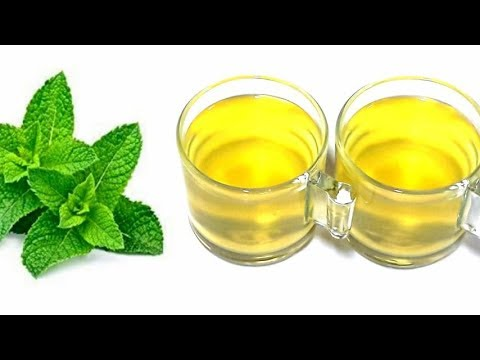 Mint Tea for Weight Loss / Flat BELLY Drink Recipe/ Quick Weight