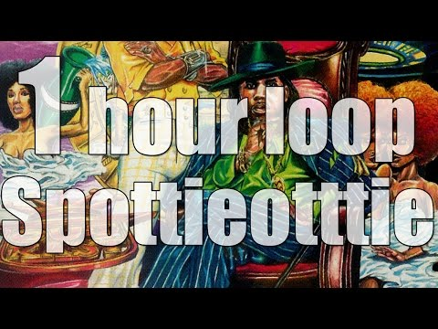 SpottieOttieDopaliscious Trumpet Hook Outkast One Hour Loop